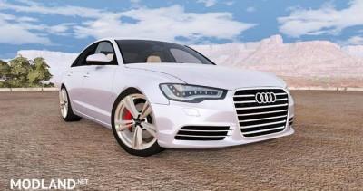 Audi A6 (C7) v 1.1 [0.9.0], 1 photo